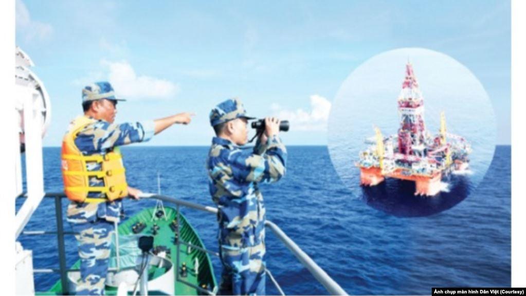 Tướng Võ Tiến Trung: Xử lý vấn đề Biển Đông cần giữ mối quan hệ với Trung Quốc