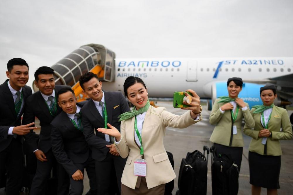 Hãng máy bay Bamboo Airways Việt Nam lỗ hơn 300 tỉ đồng sau hơn 3 tháng bay