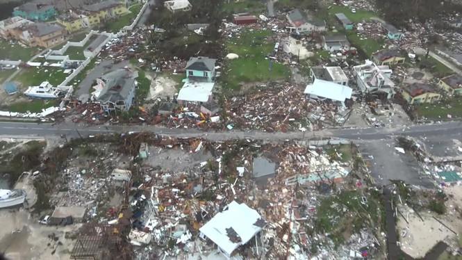 Bờ Đông hồi hộp sau 'thảm hoạ kinh hoàng' của Bahamas