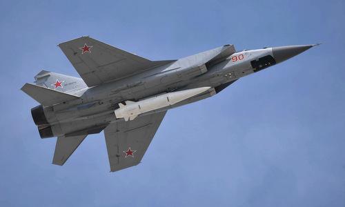 Mỹ từ chối mua công nghệ tên lửa siêu vượt âm Nga