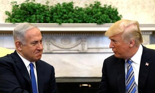 Israel bị nghi nghe lén Toà Bạch Ốc