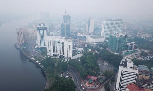 Malaysia sắp gây mưa nhân tạo