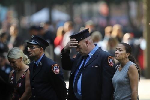 New York tưởng niệm vụ 11/9