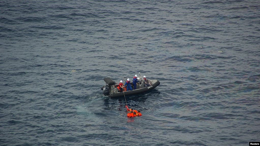 Nhật Bản cứu thuyền viên Triều Tiên sau vụ đụng tàu