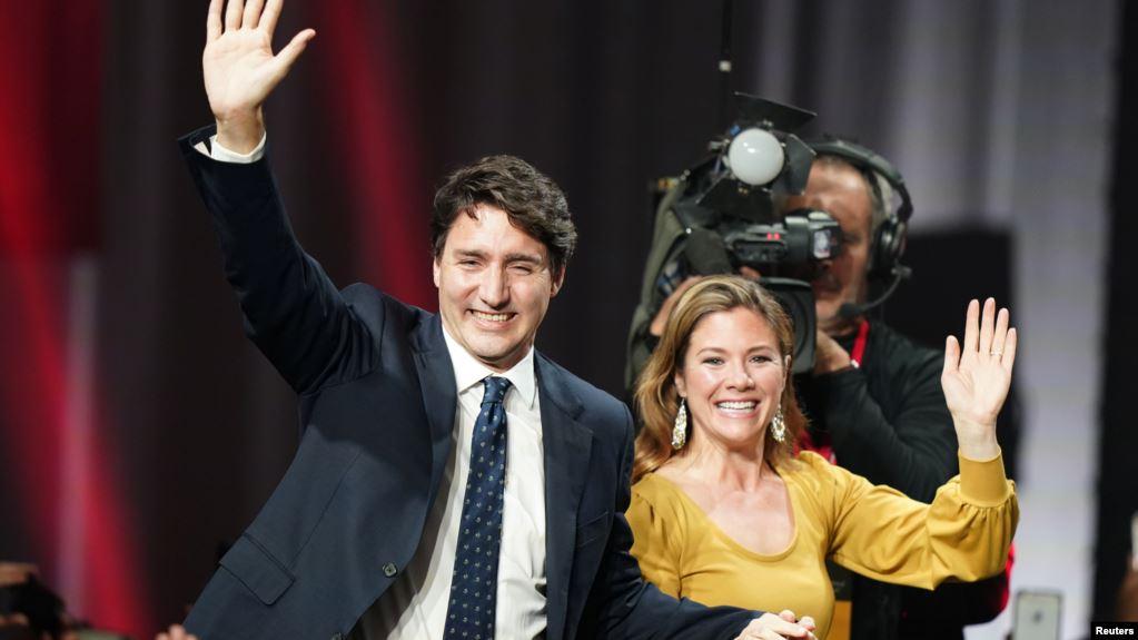 Canada: Thủ tướng Trudeau thắng nhiệm kỳ 2 nhưng mất thế đa số