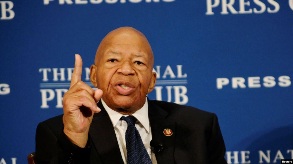 Chủ tịch Ủy ban Giám sát Hạ viện Mỹ Elijah Cummings qua đời