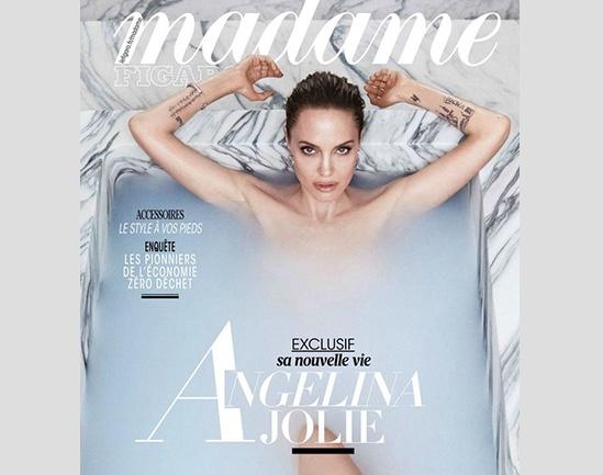 Angelia Jolie mất phương hướng sau ly hôn