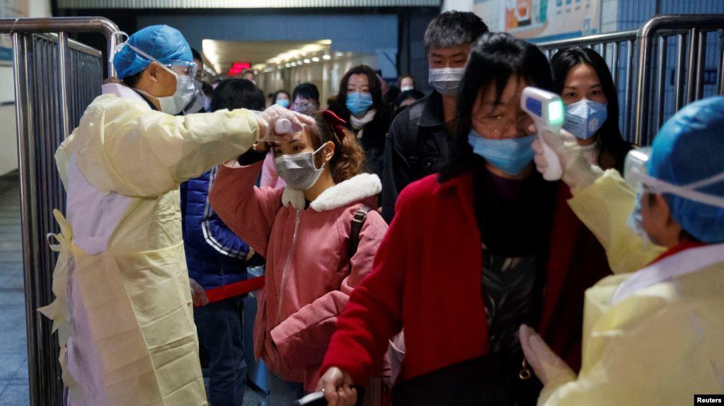 Dịch Corona: Số tử vong tăng lên 170 người, gần 8 nghìn ca nhiễm ở TQ