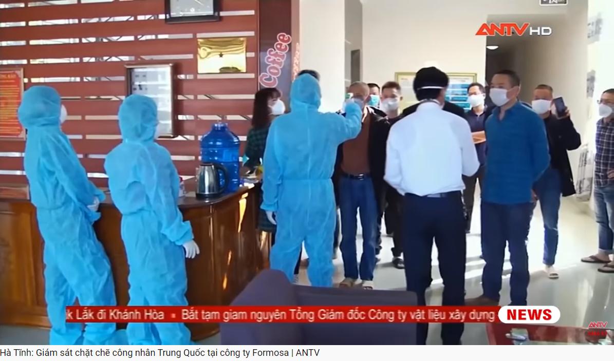 VN giám sát hơn 5.000 công nhân TQ để phòng chống virus corona