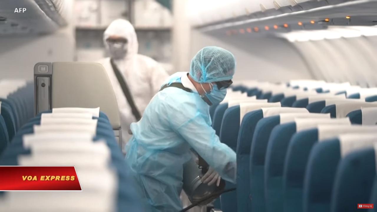 Ngành hàng không Việt Nam bị thiệt hại vì dịch corona hơn 10 nghìn tỷ đồng (khoảng 430 triệu đôla)