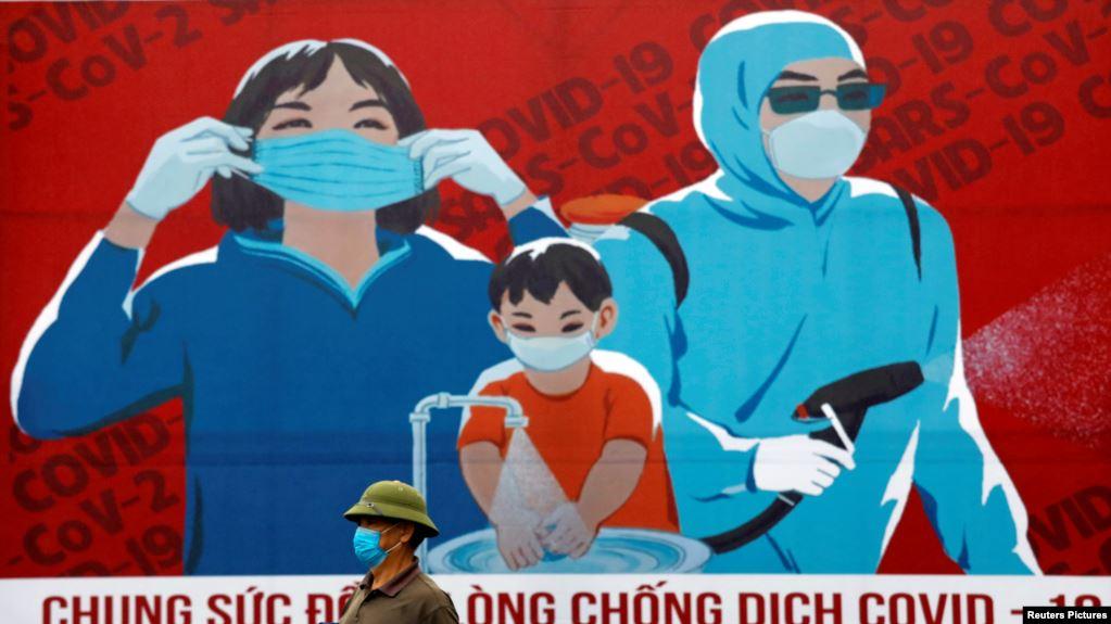 Việt Nam tặng khẩu trang giúp 5 nước EU chống dịch