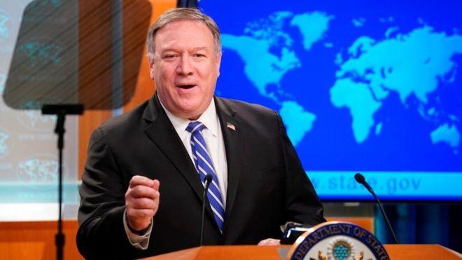 Hoa Kỳ cảnh báo TQ về việc can thiệp báo giới Mỹ ở Hong Kong