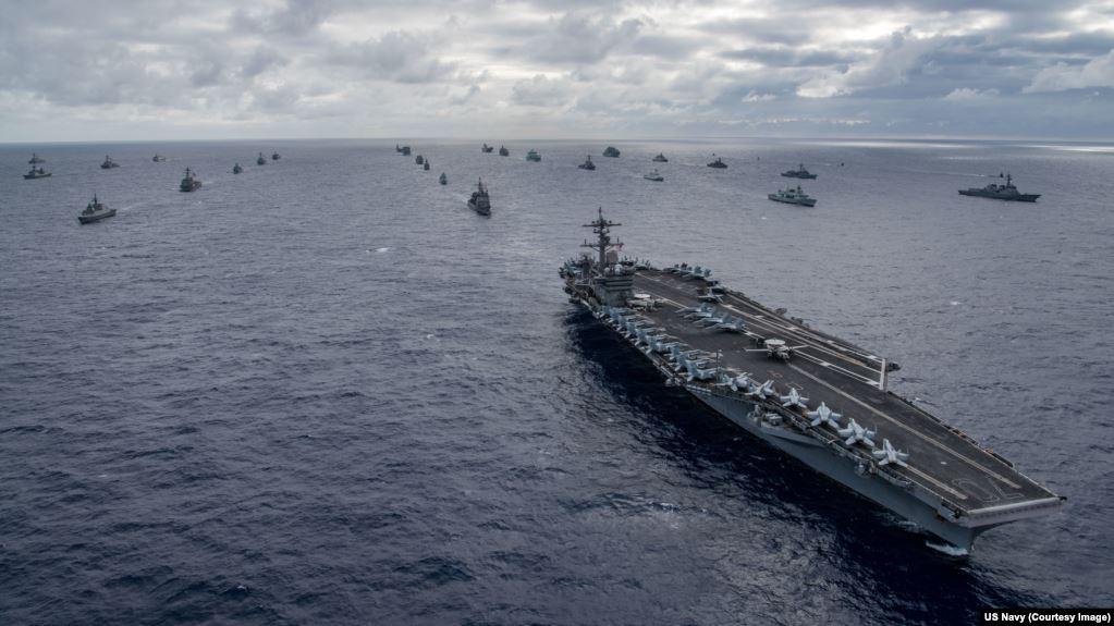 Mỹ mời Việt Nam dự diễn tập hải quân 'lớn nhất thế giới', loại ...