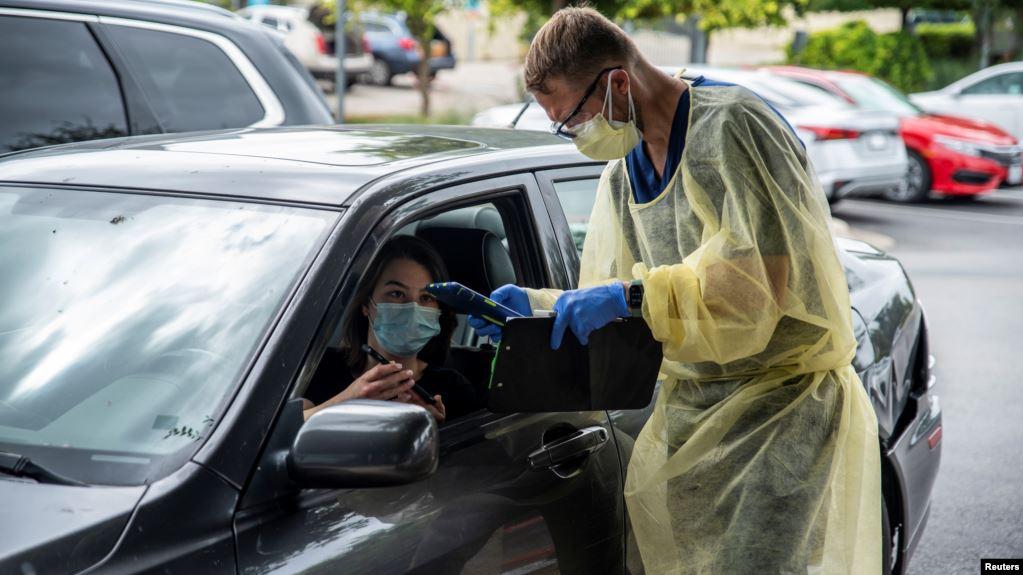 Mỹ ghi nhận kỷ lục hơn 55 nghìn ca nhiễm một ngày