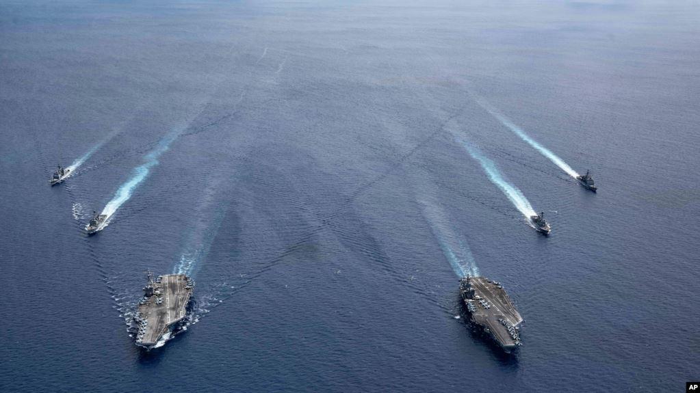 Mỹ: 'Còn chỗ để trừng phạt Trung Quốc về vấn đề Biển Đông'
