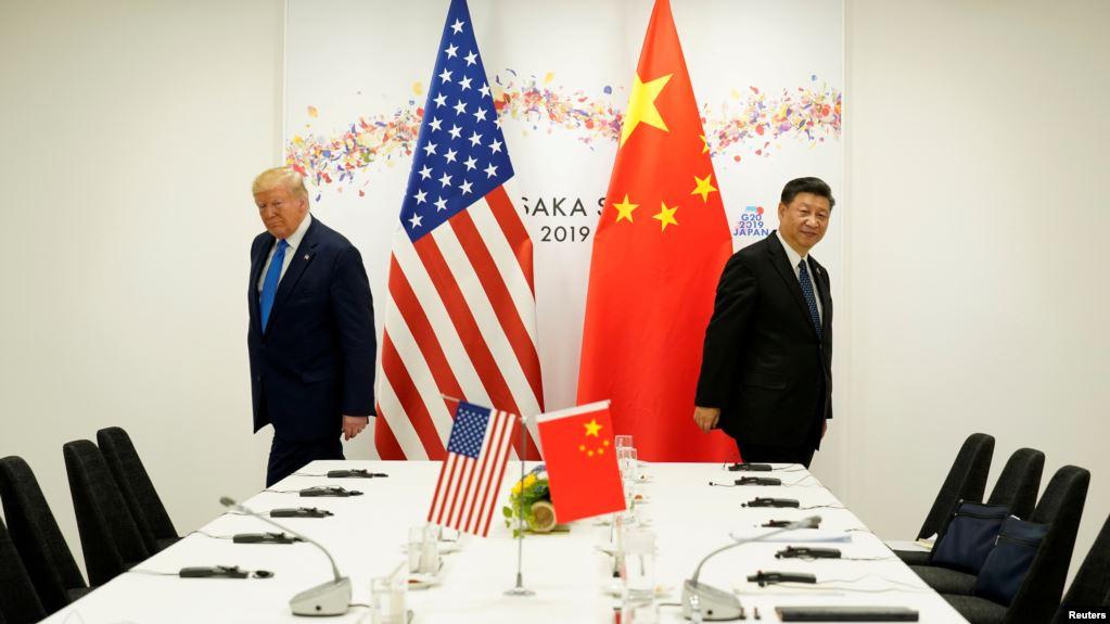 TT Trump: 'Quan hệ thân thiện với Chủ tịch Tập tan vỡ sau dịch Covid-19'