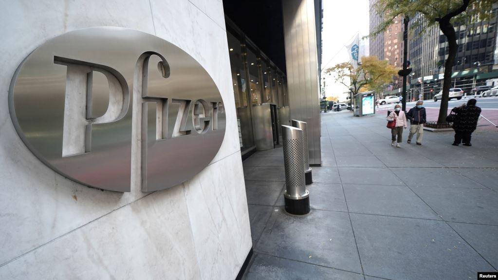 Pfizer công bố một số phản ứng phụ ghi nhận được của vaccine