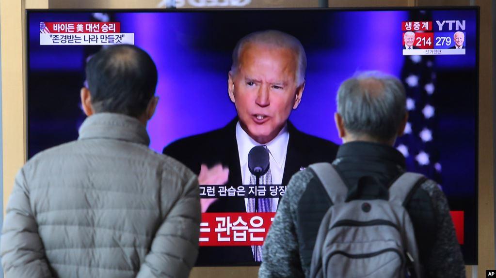 Hàn Quốc: Biden thắng là 'tin tốt' đối với bất đồng chia sẻ chi phí quân sự