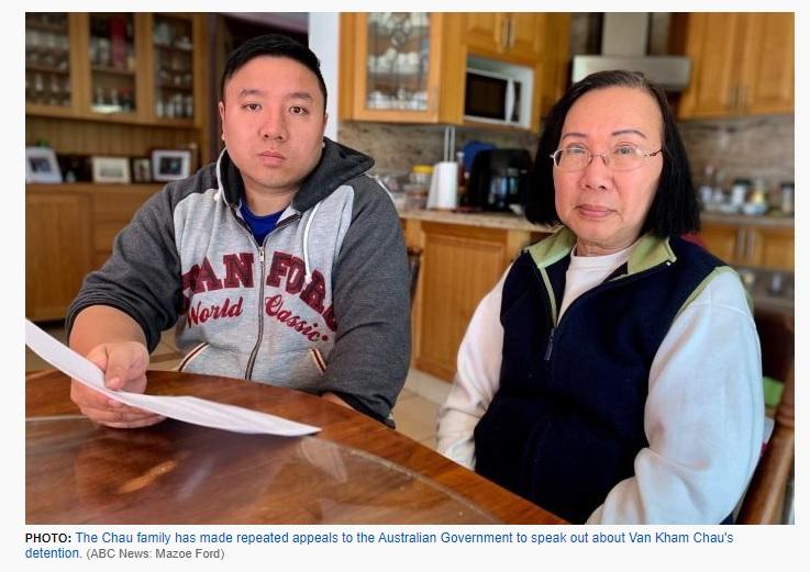 Gia đình công dân Úc bị giam ở Việt Nam cầu cứu Thủ tướng Morrison