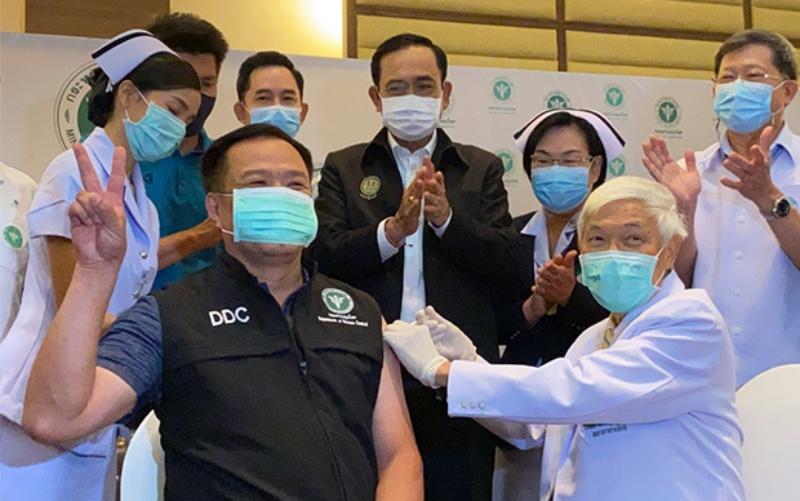 Thái Lan thông báo số ca nhiễm COVID-19 hàng ngày cao kỷ lục