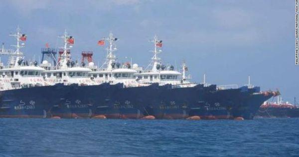 Trung Quốc điều tàu dân quân tới Đá Ba Đầu, Việt Nam lên tiếng