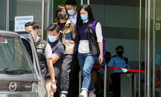 Hong Kong: Cảnh sát đột kích tòa soạn Apple Daily theo luật an ninh quốc gia