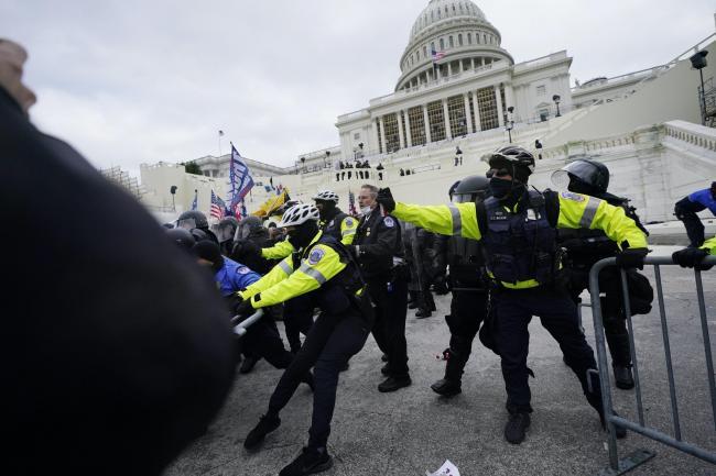 Hạ viện Mỹ sắp bỏ phiếu về dự luật điều tra cuộc bạo loạn ngày 6/1