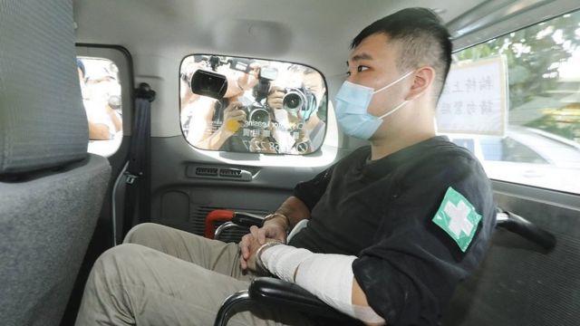 Một người Hong Kong bị kết tội khủng bố, kích động ly khai