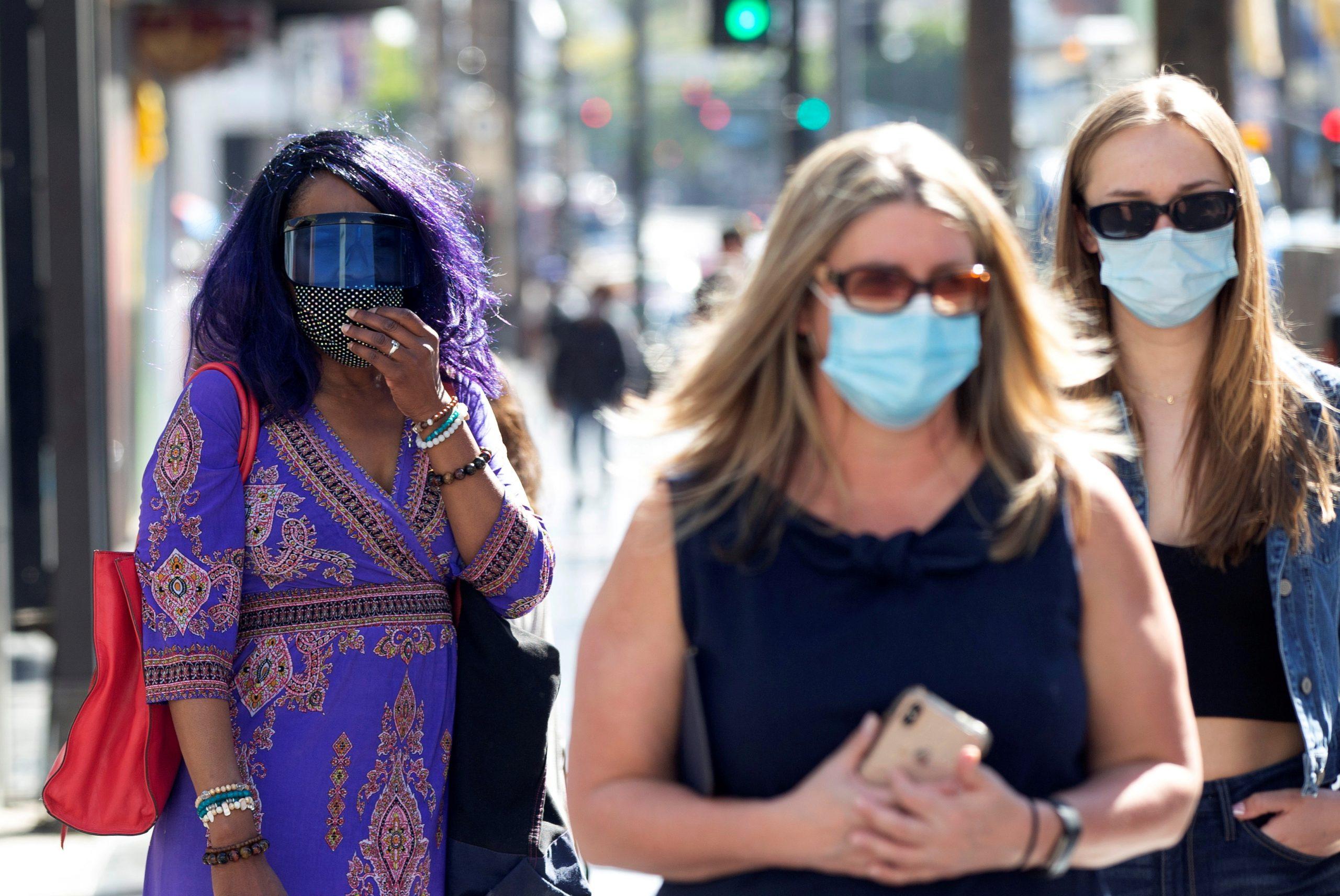 Số ca nhiễm COVID-19 ở Mỹ vượt quá 34,07 triệu