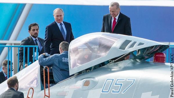 Putin kiểm tra chiến đấu cơ mới của Nga tại triển lãm hàng không
