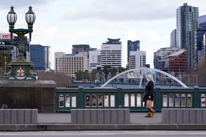 Úc kéo dài thời gian phong tỏa ở bang Victoria khi biến thể Delta bùng phát