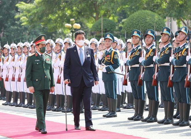 Thoả thuận chuyển giao quốc phòng Nhật-Việt nhắm vào Trung Quốc?