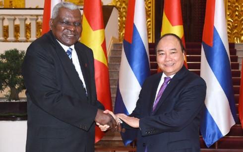 Chủ tịch Nguyễn Xuân Phúc sẽ thăm Cuba