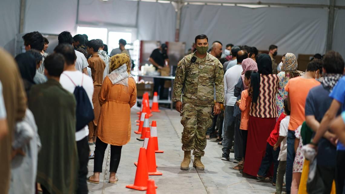 Khảo sát: Đa số người Mỹ ủng hộ nhận người tị nạn Afghanistan