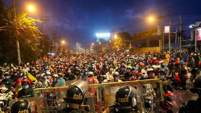 Việt Nam cho phép xe khách liên tỉnh hoạt động trở lại