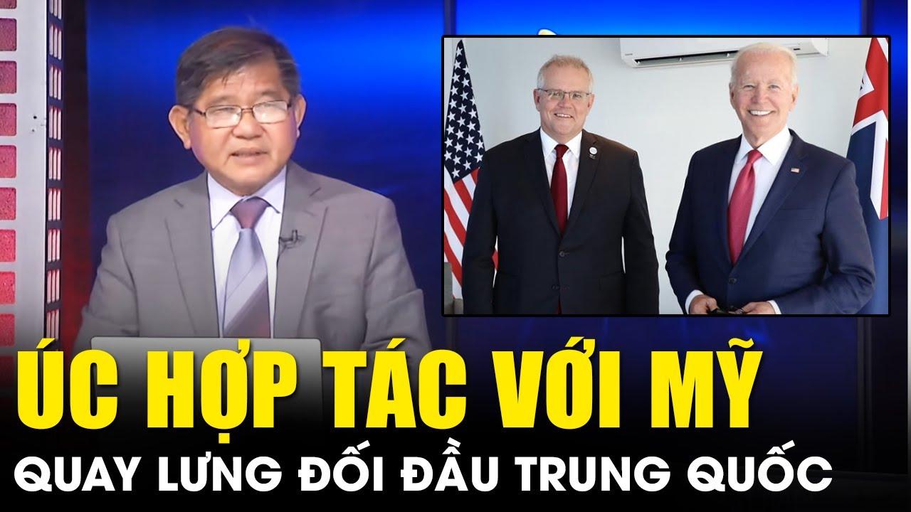 Tiết lộ động trời tại sao Úc lại hợp tác với Mỹ quay Lưng Đối Đầu Trung Quốc – Tin tức 24h